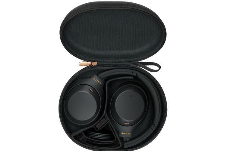 Sony WH-1000XM4 Wireless Noise Cancelling Headphones - Black [Au Stock]