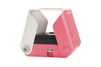 Tomy KiiPix Portable SmartPhone Printer - Cherry Blossom