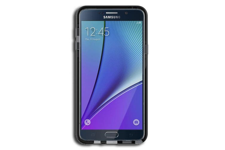Tech21 Evo Check Case For Samsung Galaxy Note 5 - Black [Au Stock]