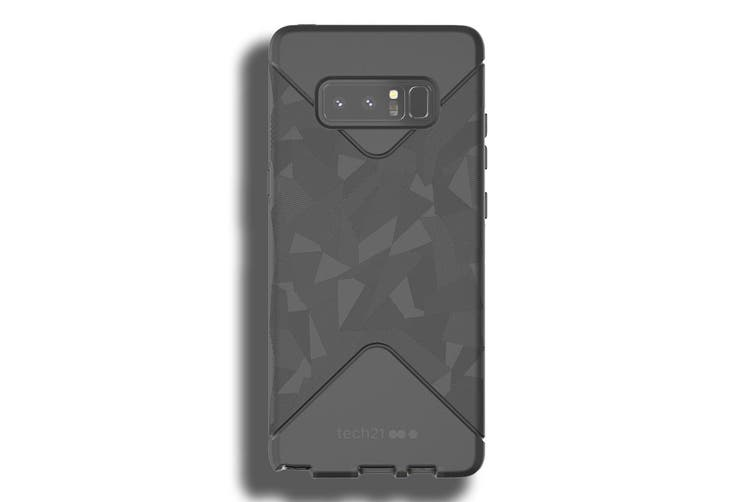 Tech21 Evo Tactical Case for Samsung Note 8 - Black [Au Stock]