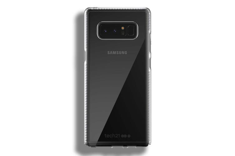 Tech21 Pure Clear Case for Samsung Galaxy Note 8 - Clear [Au Stock]