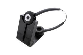 Jabra Pro 930 Duo UC Wireless USB Headset - Black [Au Stock]