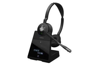 Jabra Engage 75 Stereo Bluetooth DECT Headset - Black  [Au Stock]