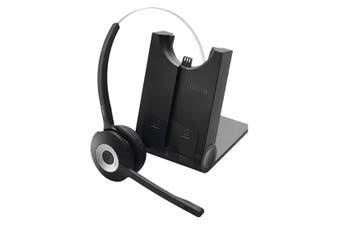 Jabra Pro 935 Bluetooth MS Dual Connectivity Headset - Black [Au Stock]