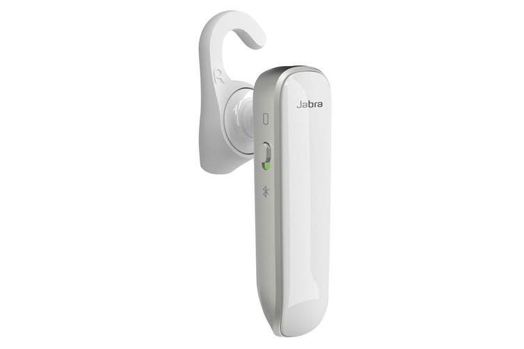Jabra Boost Bluetooth Headset - White [Au Stock]