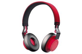 Jabra Move Bluetooth Wireless Headphones - Red