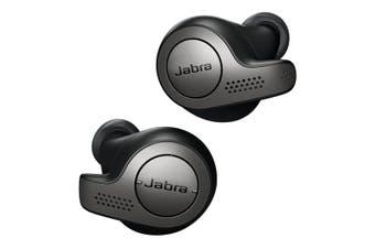 Jabra Elite 65t True Wireless Earbuds - Titanium Black