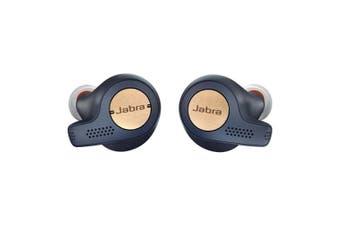 Jabra Elite Active 65t True Wireless Earbuds - Copper Blue