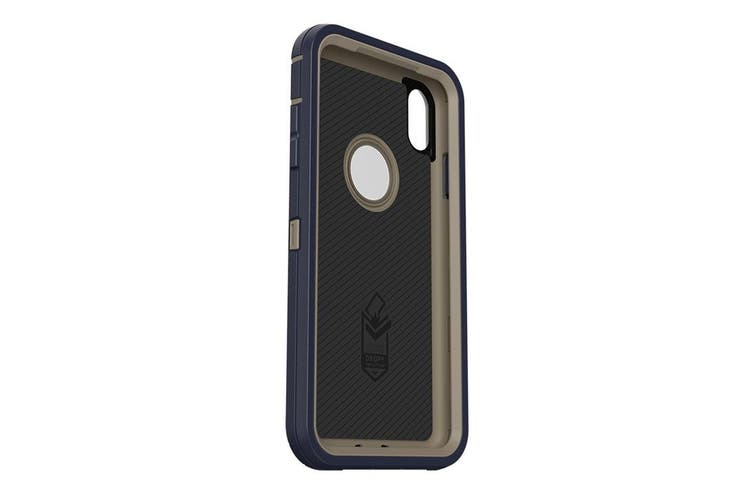 Otterbox Defender Case for Apple iPhone Xs Max - Dark Lake Blue [Au Stock]