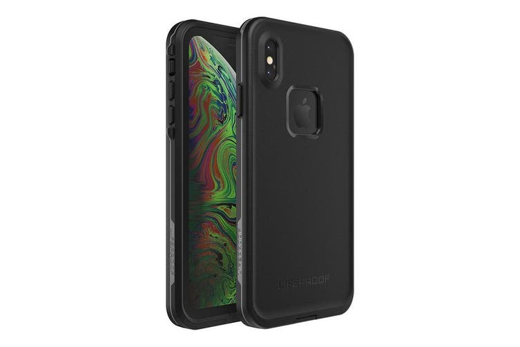 Lifeproof FRE Case for iPhone Xs Max - Asphalt Black [Au Stock]