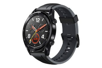 Huawei Watch GT Stainless Steel - Black [Au Stock]