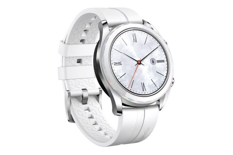 Huawei Watch GT Elegant 42mm Smartwatch - White