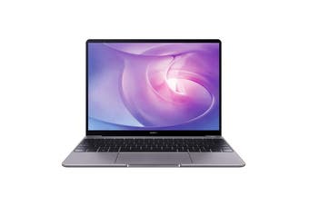 Huawei Matebook 13 2K Touch (8th Gen i7-8565U, 8GB/512GB SSD, MX150) - Space Grey [Au Stock]