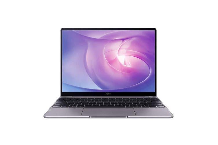 Huawei Matebook 13 2K Touch (8th Gen i7-8565U, 8GB/512GB SSD, MX150) - Space Grey [Au Stock]