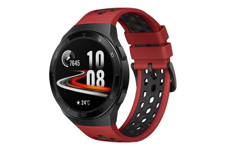 Huawei Watch GT 2e Sport 46mm Smartwatch - Red [Au Stock]