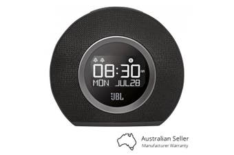 JBL Horizon Bluetooth Clock Radio - Black [Au Stock]