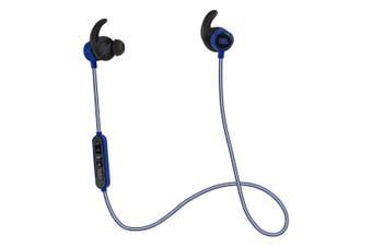 JBL Reflect Mini BT Wireless Sport In-Ear Headphones - Blue