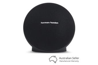 Harman Kardon Onyx Mini Portable Bluetooth Speaker - Black [Au Stock]