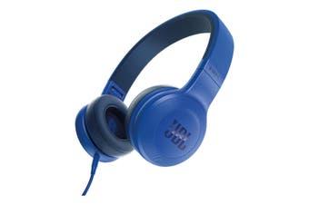 JBL E35 On-Ear Wired Headphones - Blue [Au Stock]