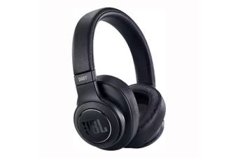 JBL DUET Wireless Over-Ear Noise-cancelling Headphones - Black  [Au Stock]