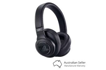 JBL DUET Wireless Over-Ear Noise-cancelling Headphones - Black  [Au Stock]