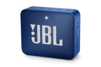 JBL GO 2 Portable Mini Bluetooth Speaker - Deep Blue