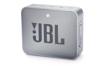 JBL GO 2 Portable Mini Bluetooth Speaker - Ash Grey [Au Stock]
