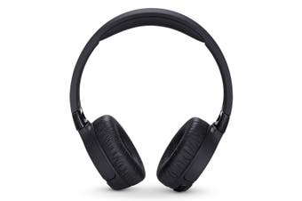 JBL Tune 600BTNC Wireless Noise-Cancelling Headphones - Black [Au Stock]