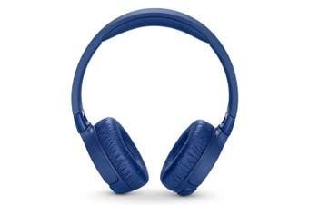 JBL Tune 600BTNC Wireless Noise-Cancelling Headphones - Blue