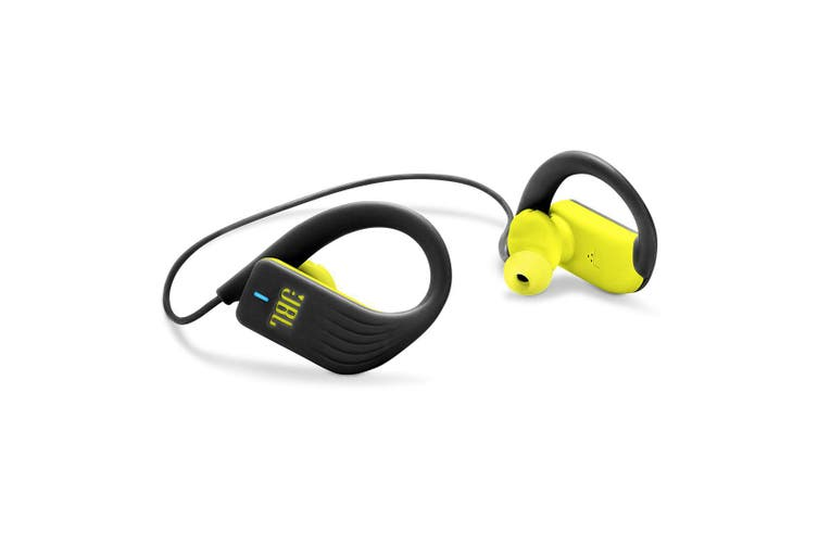 JBL Endurance Sprint Waterproof Wireless In-Ear Sport Headphones - Yellow [Au Stock]