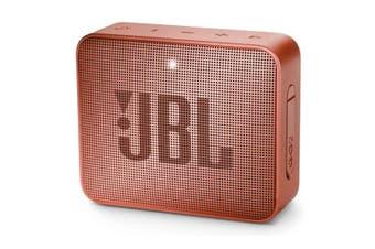 JBL GO 2 Portable Mini Bluetooth Speaker - Cinnamon [Au Stock]