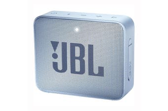 JBL GO 2 Portable Mini Bluetooth Speaker - Cyan [Au Stock]