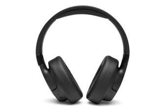 JBL Tune 750BTNC Wireless Over-Ear Active Noise Cancelling Headphones - Black [Au Stock]