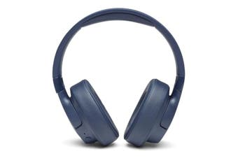 JBL Tune 750BTNC Wireless Over-Ear Active Noise Cancelling Headphones - Blue [Au Stock]