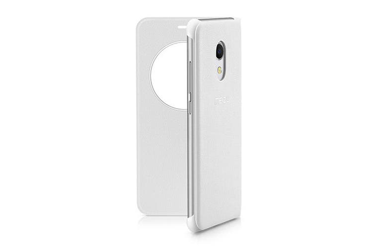 Meizu M6 Note Loop Jacket Protective Case - White [Au Stock]