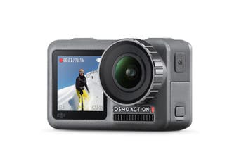 DJI Osmo Action 4K Action Camera - Grey [Au Stock]