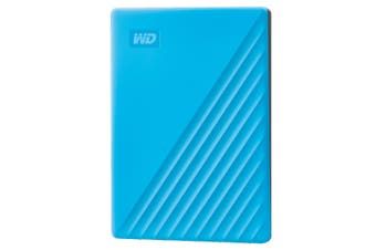 WD My Passport 2TB Portable Hard Drive USB 3.0 (2019) WDBYVG0020BBL-WESN - Blue  [Au Stock]