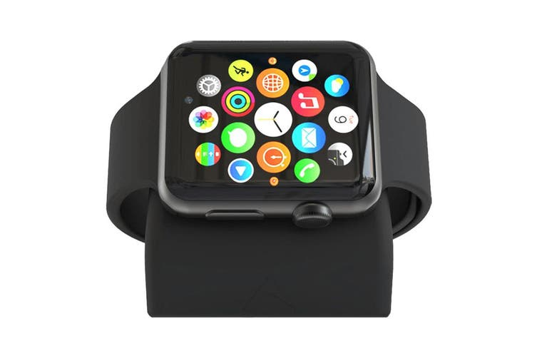 ElevationLab Night Stand (Charging Dock) for Apple Watch - Black [Au Stock]