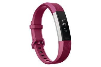 Fitbit Alta HR Activity Tracker Small - Fuchsia Purple
