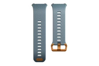 Fitbit Ionic Classic Band Small FB164ABCPBUS - Blue/Copper  [Au Stock]