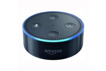 Amazon Echo Dot (2nd Generation) Smart Speaker with Alexa - Black [Au Stock]