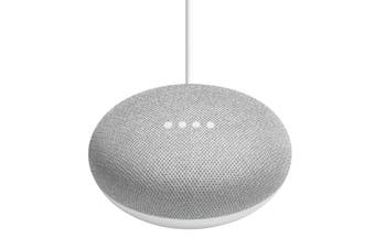Google Home Mini Smart Speaker & Home Assistant - Chalk [Au Stock]