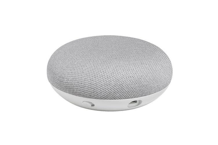 [Damage Box- As New] Google Home Mini Smart Speaker & Home Assistant - Chalk [Au Stock]