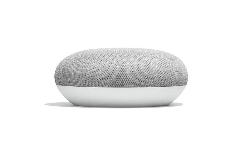 Google Home Mini Smart Speaker & Home Assistant - Chalk [Au Stock]