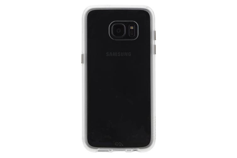 Case-Mate Naked Tough Case for Samsung Galaxy S7 Edge - Clear [Au Stock]
