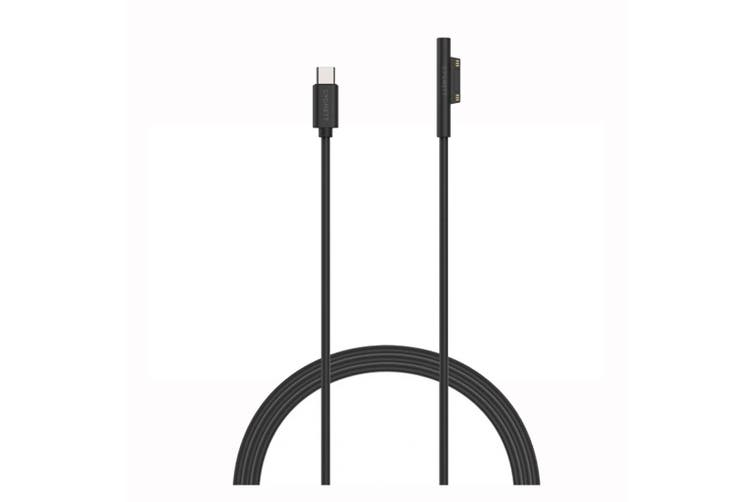 Cygnett 1m USB-C to Microsoft Surface Laptop Cable  - Black [Au Stock]