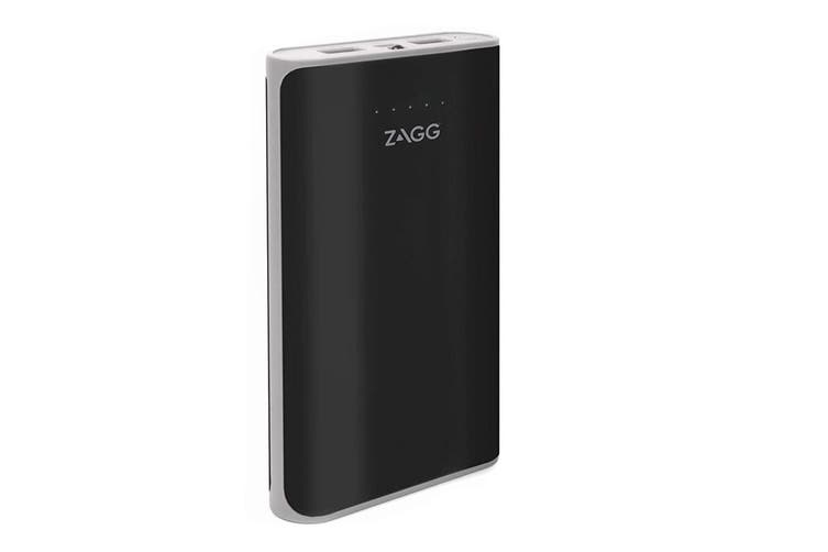 Zagg Ignition 12 12000mAh 2.1A Power Bank with LED Torch - Black [Au Stock]
