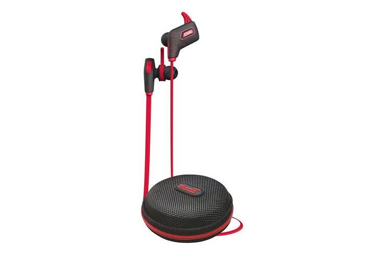 BlueAnt Pump Lite2 - Sports Headphones - Red [Au Stock]