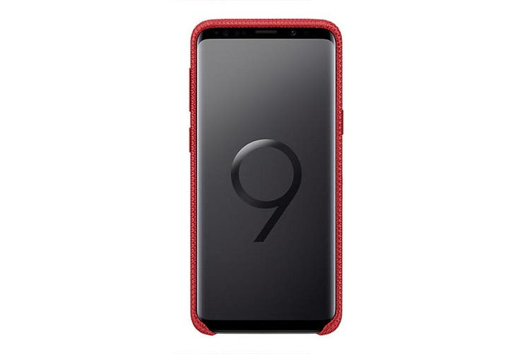 Samsung Galaxy S9 HyperKnit Cover - Red [Au Stock]