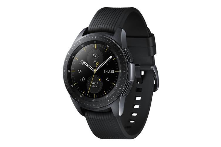 Samsung Galaxy Watch 42mm Bluetooth SM-R810 - Midnight Black [Au Stock]